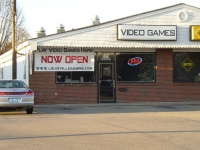 Louisville Gaming Center Storefront