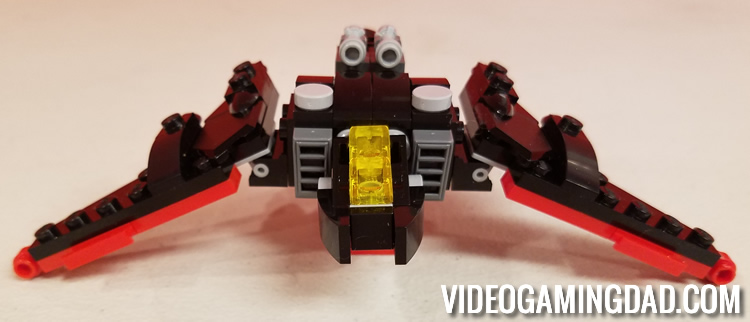 LEGO Review Photo: The Mini Batwing