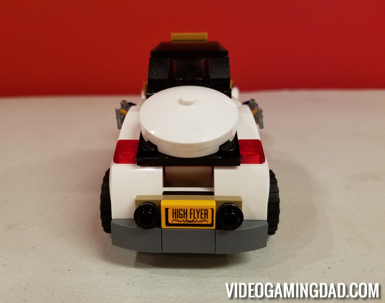 70911 The Penguin Arctic Roller - Rear