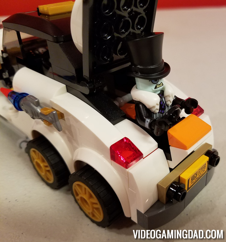 70911 The Penguin Arctic Roller - Rear with Escape Pod