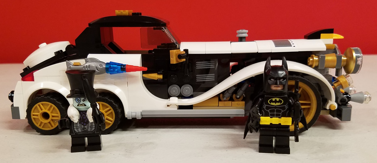 Lego Review 70911 The Penguin Arctic Roller Video Gaming Dad