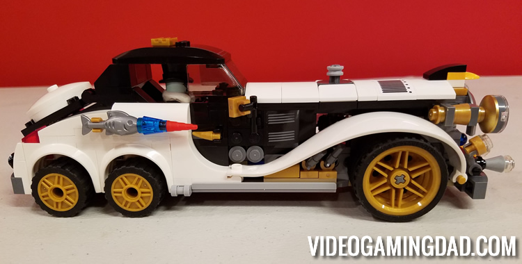 70911 The Penguin Arctic Roller - Right Side