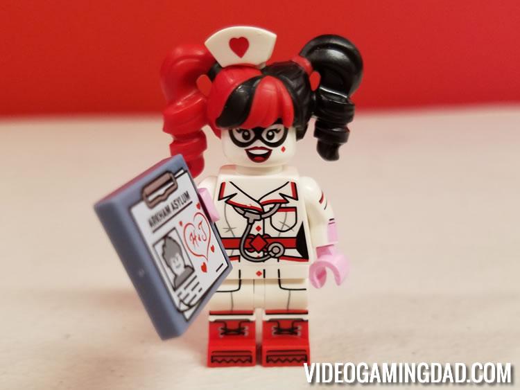 Nurse Harley Quinn