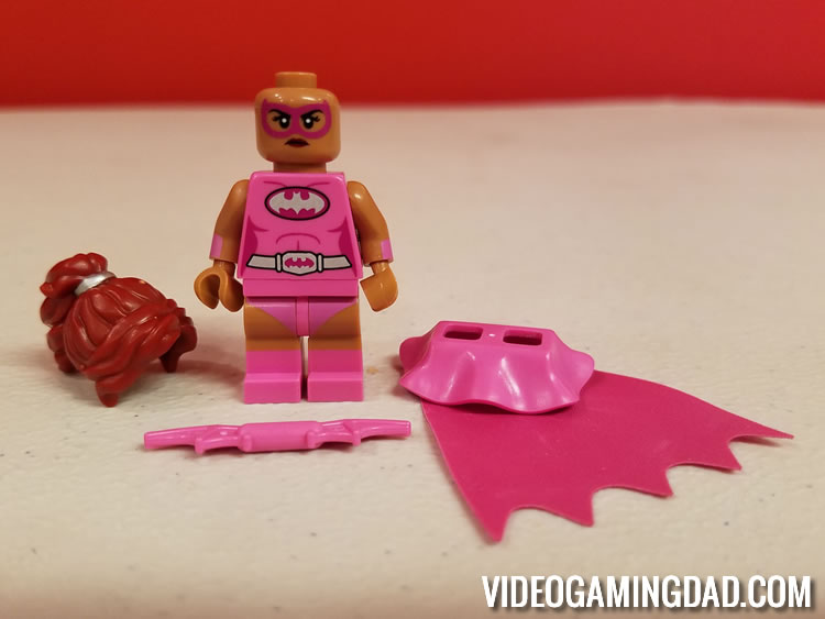 Pink Power Batgirl 2