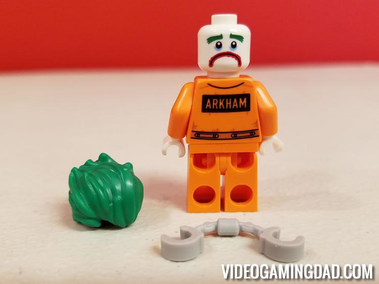 The Joker - The Arkham Asylum