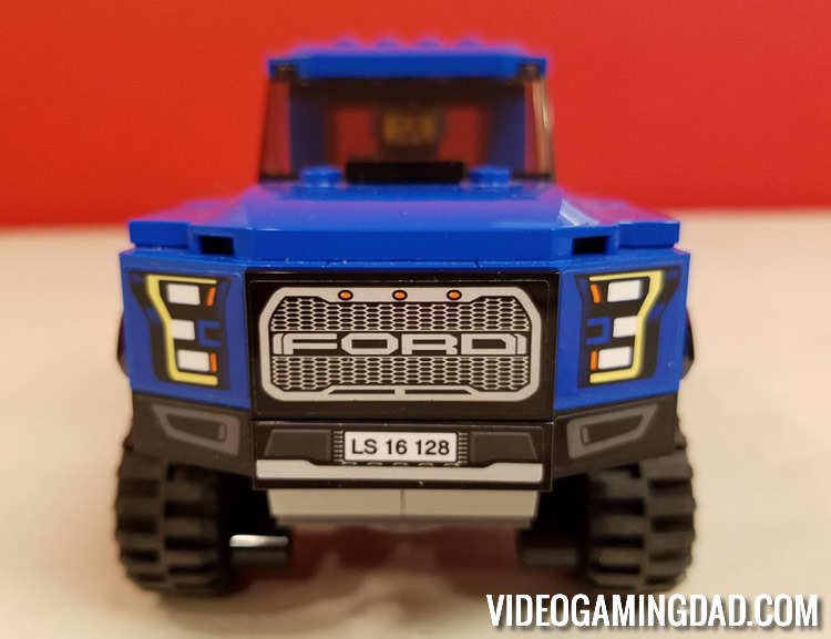 75875 Ford F-150 Raptor - Front View