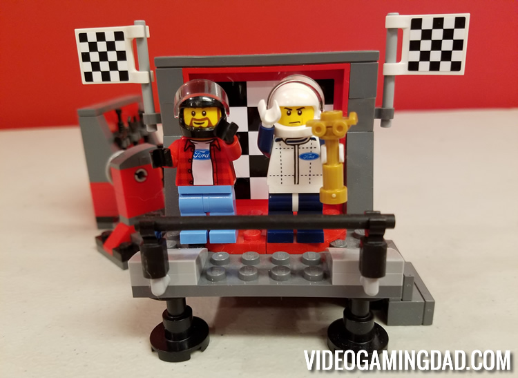LEGO Review: 75875 Ford F-150 Raptor & Ford Model A Hot Rod