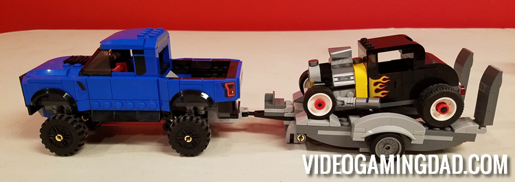 75875 Ford F-150 Raptor & Ford Model A Hot Rod - Full Set