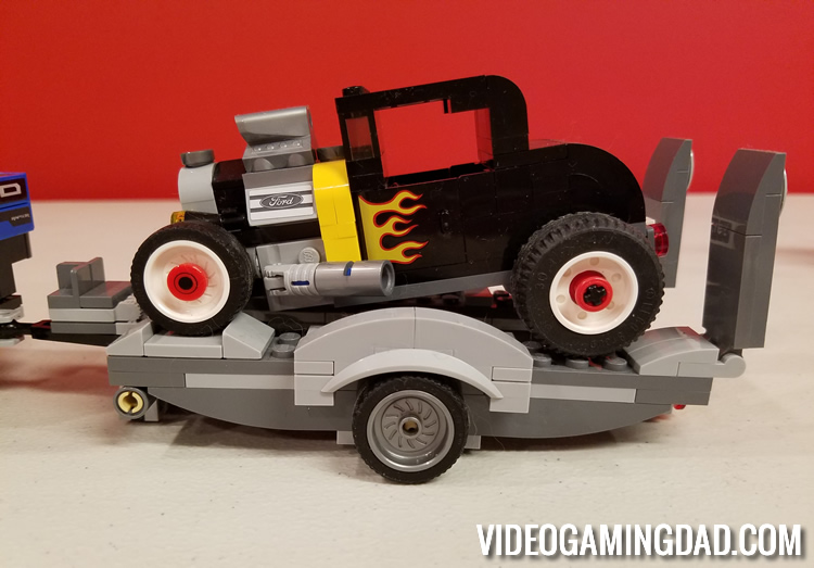 75875 Ford Model A Hot Rod