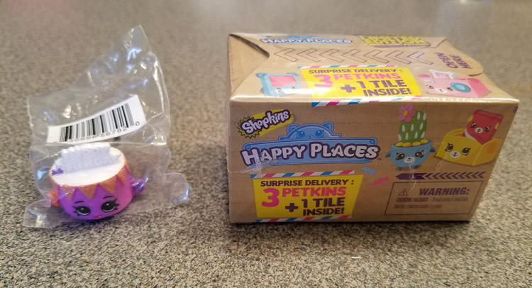 Shopkins Swap-kins giveaways