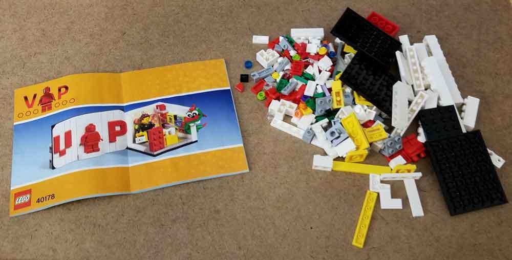 Lego vip set